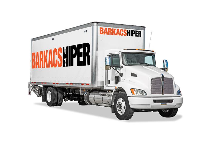 Truck + logo hu nelkul