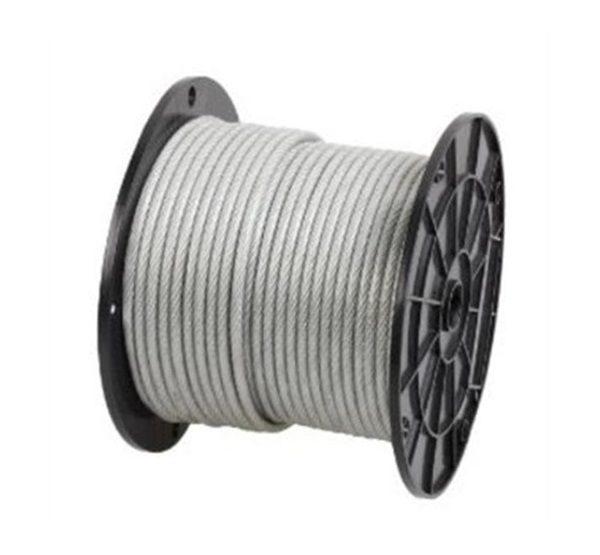 Drótkötél 5,0mm horganyzott DIN3055