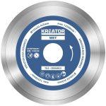 Kreator gyémánt vágótárcsa 125 mm ECO Nedves 3db KRT080201