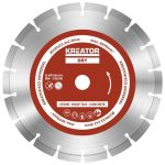 Kreator gyémánt vágótárcsa 230 mm ECO 3db KRT080102
