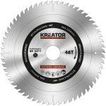 Kreator körfűrészlap 216 mm 48 fog fa  KRT020423