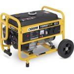 PowerPlus sárga generátor 3000W POWX513