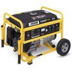 PowerPlus sárga generátor 5400W POWX516