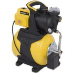 PowerPlus sárga kerti szivattyú 19L 600W POWXG9571