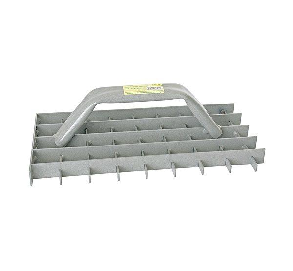 STR Kőműves vakolatgyalu 290x150x22 mm