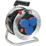BAT fém kábeldob H07RN-F 3G1,5 gumi kábel IP 44    25m