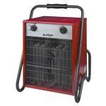 Eurom hősugárzó ventilátoros 5000/10000/15000 W   EK 15002