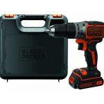 Black & Decker BL188K-QW 18 V akkus ütvefúró csavarbehajtó + koffer