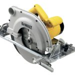 Dewalt D23700-QS elektromos körfűrész 86 mm 1750W