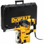 Dewalt D25335K-QS elektromos SDS Plus gyorstokmányos ütvefúrógép porelszívóval 950W+ TSTAK koffer