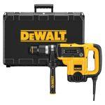 Dewalt D25501K-QS elektromos fúró-véső kalapács SDS-MAX 1150W+ koffer