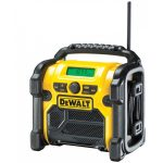 Dewalt DCR019-QW kompakt XR rádió 10,8-18V FM/AM, hálózati/akkus