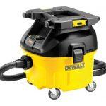 Dewalt DWV901LT-QS elektromos porszívó standard L osztályú 30l-es 1400W +TSTAK koffer