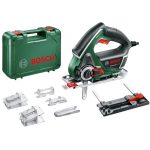 Bosch zöld AdvancedCut 50 mini láncfűrész 500W+koffer (06033C8120)