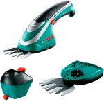 Bosch zöld fű és bokorvágó szett ISIO3 3,6V ( 060083310G )