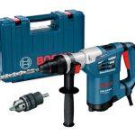 Bosch kék GBH 4-32 DFR fúrókalapács 900W+koffer ( 0611332101 )