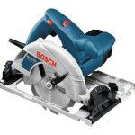 Bosch kék GKS 55+ GCE kézi körfűrész 1350W kartonban ( 0601682100 )