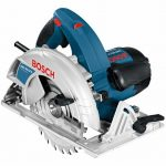 Bosch kék GKS 65 GCE kézi körfűrész 190mm 1800W ( 0601668900 )