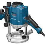 Bosch kék GOF 1250 CE felsőmaró 1250W kartondobozban ( 0601626000 )