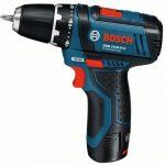 Bosch kék GSR 12V-15 akkus fúró-csavarozó 12V+koffer ( 0601868122 ) ¤