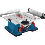 Bosch kék GTS 10 XC asztali körfűrész 254mm 2100W ( 0601B30400 )