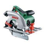 Bosch zöld kézi körfűrész PKS 55 1200W ( 0603500020 )