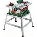 Bosch zöld PTS 10 T asztali körfűrész 254mm 1400W ( 0603B03401 )