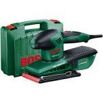 Bosch zöld rezgőcsiszoló PSS 200 AC 200W ( 0603340120 )