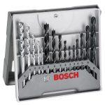 Bosch X-PRO fúró készlet fa/fém/kő 15db 3-8mm (2607017038)