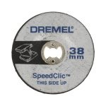 Dremel SC541 EZ Speed-Clic köszörűkorong 38mm 2db