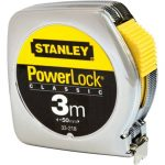 Stanley 0-33-238 Powerlock mérőszalag 3mx12,7mm