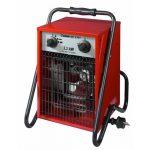 Eurom hősugárzó ventilátoros, kerettel 230V EK3301 1500-3000 Watt
