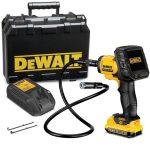 Dewalt DCT410D1-QW vizsgálókamera 10,8V XR Li-Ion