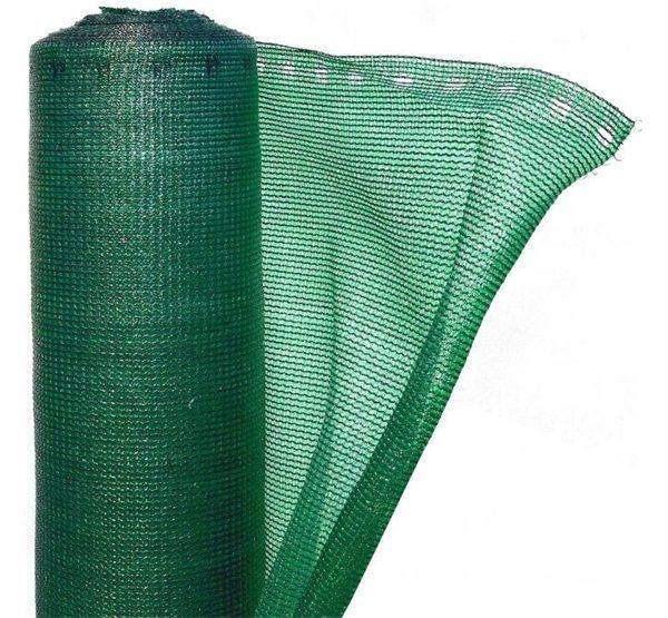 STR Árnyékoló háló HOBBY 1,5x50m zöld 80%