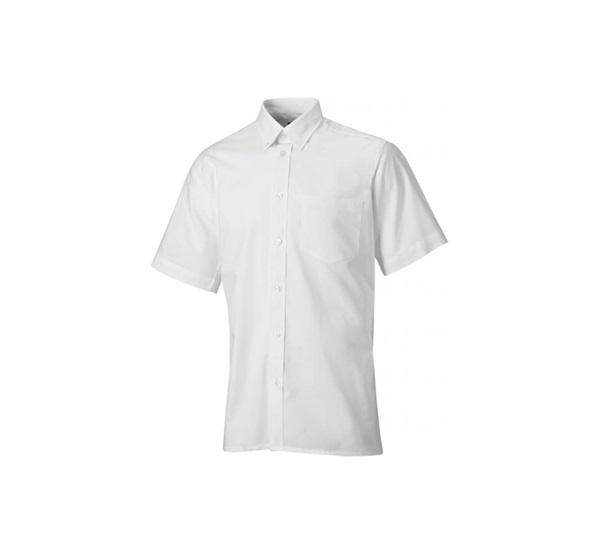 Dickies White Oxford rövid ujjú ing Fehér SH64250-15 449b84cbd2