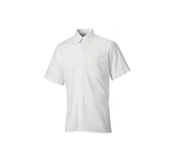 Dickies White Oxford rövid ujjú ing Fehér SH64250-16 52412c05b0