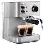 Sencor SES 4010SS Espresso kávéfőző 1050W