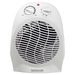 Sencor SFH 7011WH elektromos fehér hősugárzó ventillátor 2000W