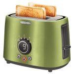 Sencor STS 6050GG Elektromos kenyérpirító zöld 1000W