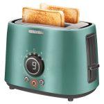 Sencor STS 6051GR Elektromos kenyérpirító türkiz 1000W