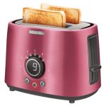 Sencor STS 6054RD Elektromos kenyérpirító piros 1000W
