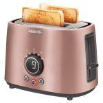 Sencor STS 6055RS Elektromos kenyérpirító rózsaszín 1000W ¤