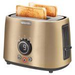 Sencor STS 6057CH Elektromos kenyérpirító króm 1000W