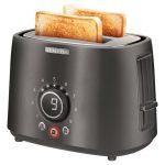 Sencor STS 6058BK Elektromos kenyérpirító fekete 1000W