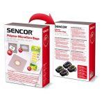 Sencor SVC 8 Mikroszálas textil porzsák (10db)+ illatosító rúd (5db)