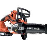 Black & Decker GKC1820L20-QW akkus láncfűrész 20cm 18V