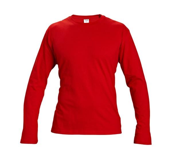 Póló piros 1b703533a5