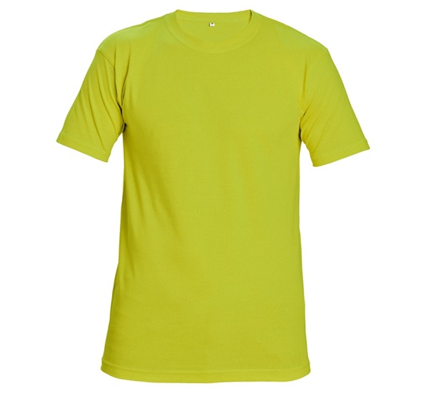 Póló sárga TEESTA HV FLUORESCENT 2XL   69d29cc109