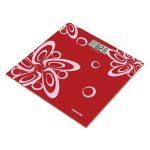 Sencor SBS 2507RD Személymérleg piros