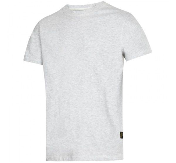 Snickers Classic férfi póló világos szürke 007   XL Barkácshiper ... 84e3cc8a28